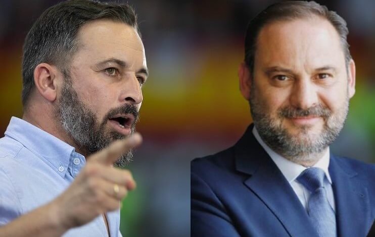 Photo of VOX pide #ÁbalosDimisión y le califica de: «Mentiroso, arrogante, soberbio…»