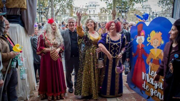 Photo of La fantochada de las magas de enero, o magas de la República en Valencia