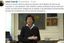 Photo of Campaña LGTB, de Celaá y Pedro Sánchez contra el derecho de las familias al pin parental