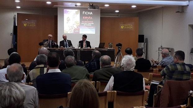 """Photo of Éxito en la presentación del libro """"España y sus demonios"""" en Zaragoza, pese al boicot"""