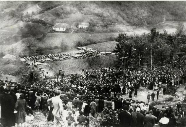 Photo of Revolución comunista en España (1): Las profecías de la Virgen en Ezquioga
