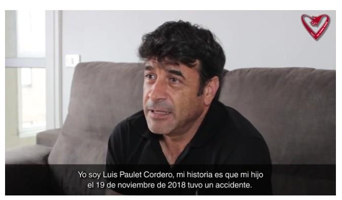 Photo of Un padre denuncia que con la Ley de Eutanasia su hijo no seguiría con vida