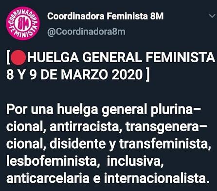 Photo of Unidas Podemos -apoyadas por sus socios del PSOE-, consienten el feminismo más tóxico