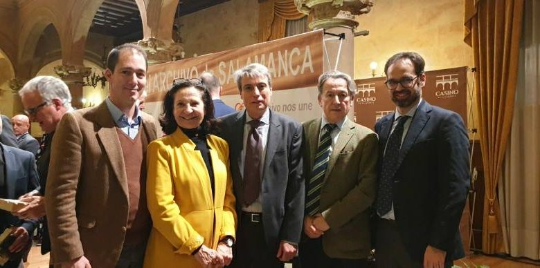 Photo of Archivo de Salamanca: VOX reclama que Cataluña devuelva los 400.000 documentos