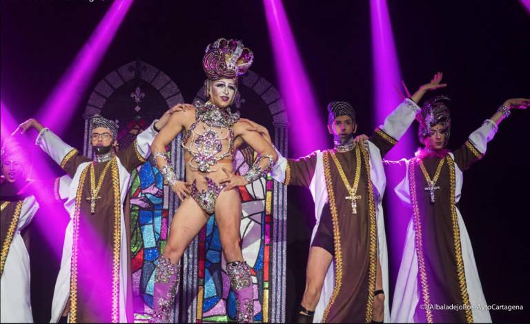 Photo of VOX denuncia el uso de símbolos religiosos en el anuncio del Concurso de Drag-Queen de Cartagena