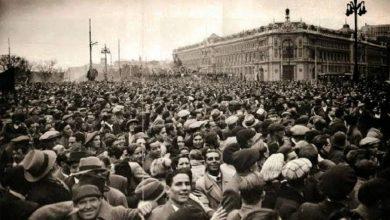 Photo of España tras las elecciones de 1936.Los primeros seis días