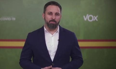 Photo of Abascal: «¿A qué espera el Gobierno para proteger a los españoles del Coronavirus?»