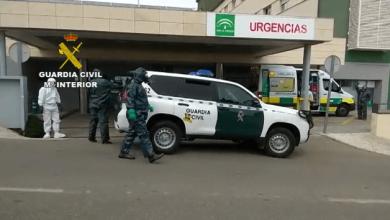 Photo of Detienen en Nerja a un enfermo de Coronavirus, que había huido de un hospital de Madrid