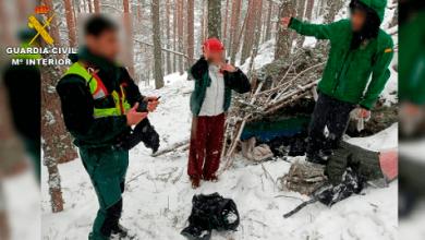 Photo of Rescatada una pareja que, pese a la prohibición, salió a la sierra para «evadirse» del coronavirus