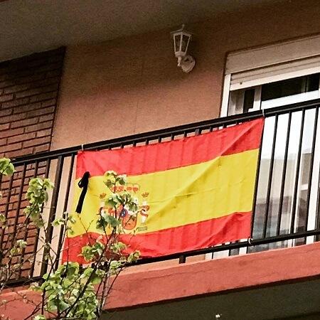 Photo of Con la muerte en los balcones