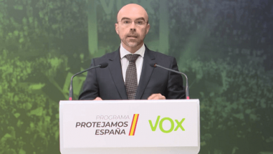 Photo of VOX sólo apoyará la prórroga del Estado de Alarma si el Ejecutivo dimite y se forma un Gobierno de Emergencia Nacional