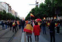 Photo of Zaragoza resiste: multitudinaria manifestación contra Sánchez  y los suyos