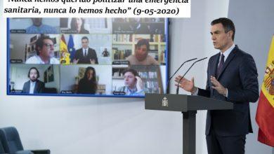 Photo of Sr. Sánchez, es usted un hipócrita. Y se lo voy a demostrar