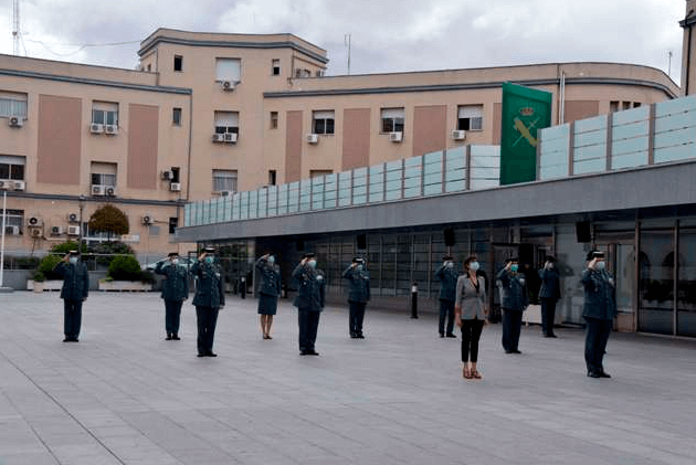 Photo of La Guardia Civil conmemora el 176 aniversario de su fundación