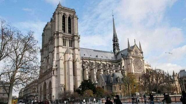 Photo of Notre Dame, ¿salvada por los Juegos Olímpicos?