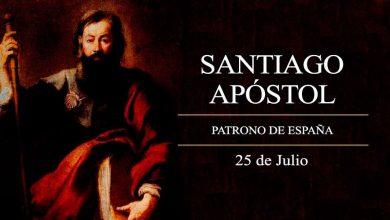 Photo of Hoy es Santiago Apóstol, patrono de España
