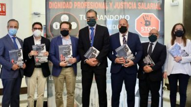 Photo of VOX, con los funcionarios de prisiones: «Apoyaremos en el Congreso la tramitación de vuestro estatuto»