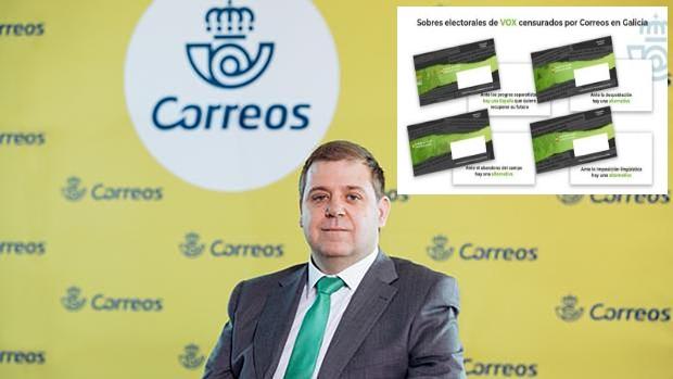 Photo of VOX se querella contra el presidente de Correos por el secuestro de los sobres electorales