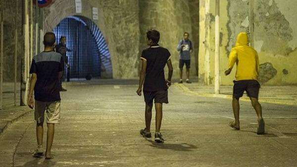 Photo of Tres de cada cuatro menores detenidos en Madrid son menas