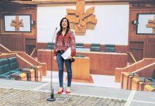 Photo of Amaia Martínez exige que se acate la Constitución Española en la sesión constitutiva del Parlamento Vasco