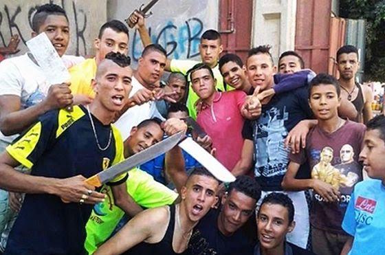 Photo of Los charmiles. ¿Introduciendo una nueva delincuencia con los menas?