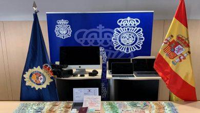Photo of La Policía Nacional detiene a doce personas y desarticula una red que falsificaba tarjetas de residencia de ciudadanos indios y pakistaníes