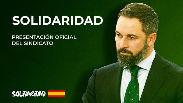 Photo of Presentación del sindicato Solidaridad