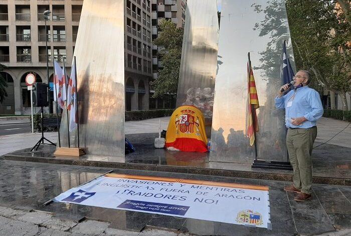 Photo of 6-S: discurso antimasónico en Zaragoza, en defensa de la lectura textual de la Carta Magna