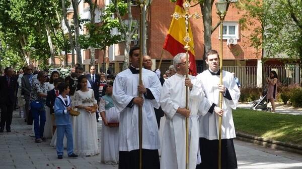 Photo of El coronel Díaz Casal denuncia la prohibición de actos religiosos en la vía pública