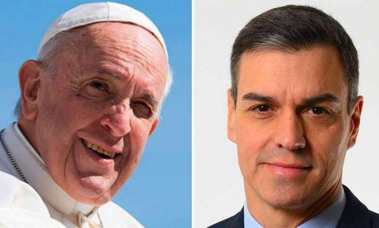 Photo of Piden al Vaticano informar sobre audiencia del Papa con Pedro Sánchez