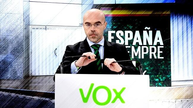 "Photo of Buxadé: ""VOX ya es la alternativa a un régimen"""
