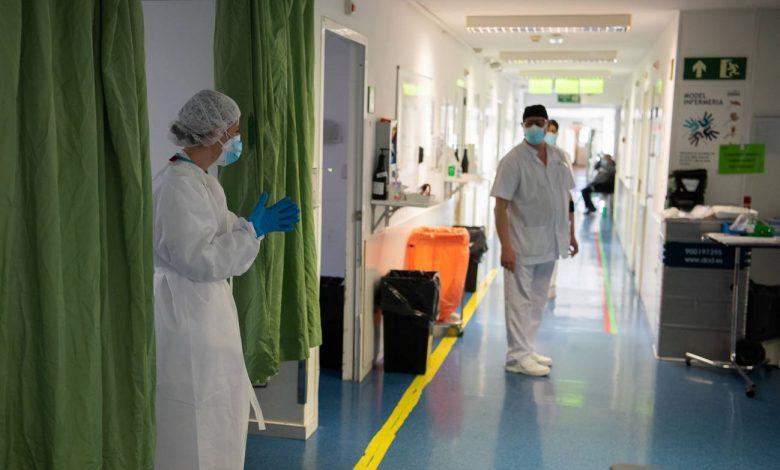 Photo of Un estudio identifica cuatro grupos de pacientes covid-19 hospitalizados