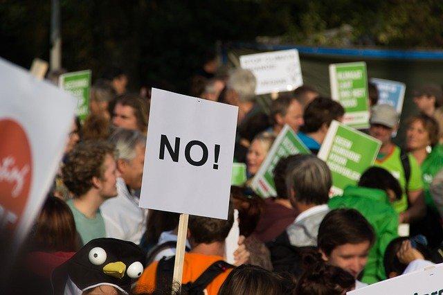 Photo of ¡Manifestaciones pero ya…!