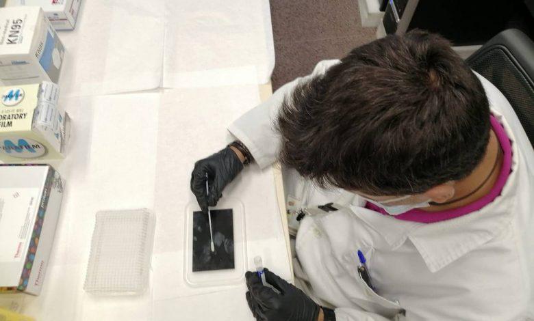 Photo of 'Trampas covid' para evidenciar la transmisión aérea del coronavirus
