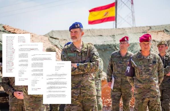 Photo of Reflexiones de un militar retirado, firmante de una carta al Rey
