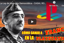 Photo of Cómo ganar a Franco a la Playstation: Conferencia sobre la Ley de Memoria Democrática