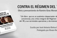 """Photo of Ramiro Grau: """"Urge desalojar del gobierno a los actuales okupas comunistas, mediante la convocatoria de elecciones generales"""""""