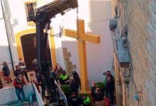 Photo of Ayuntamiento en Andalucía derriba la cruz de un convento por considerarla franquista