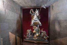 Photo of Esconden la imagen de Santiago Matamoros de la Catedral de Santiago