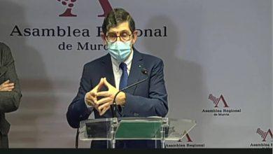 Photo of VOX pide investigar la vacunación del consejero de Salud de Murcia y el resto de vacunados