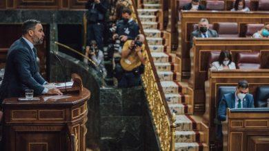 Photo of Abascal a Sánchez: «Sí, hay una anomalía democrática. Ustedes»