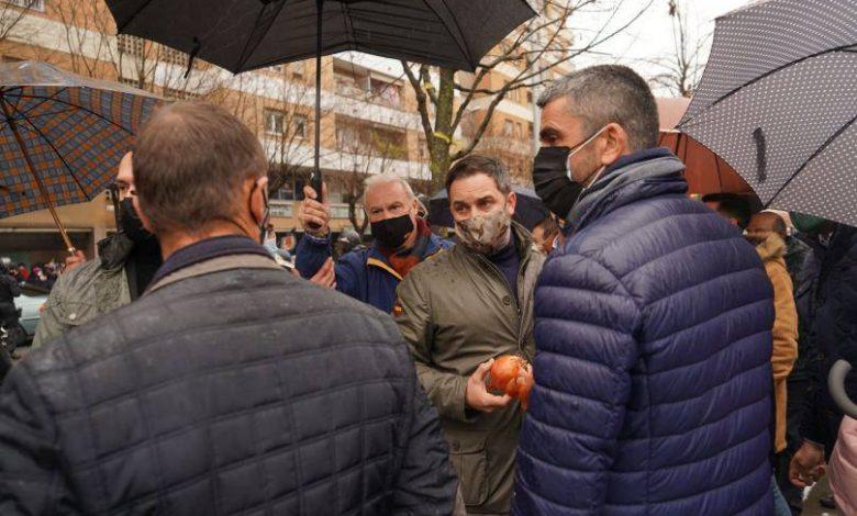 Photo of VOX, agredido en Salt (Gerona) ante la impasibilidad de los Mossos