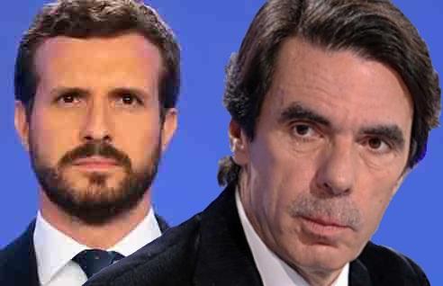 Photo of El presidente Aznar propugna un cambio profundo en el PP