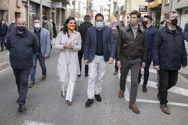 Photo of Ignacio Garriga en Ripoll (Girona): «Hemos venido a denunciar la creciente islamización en Cataluña»