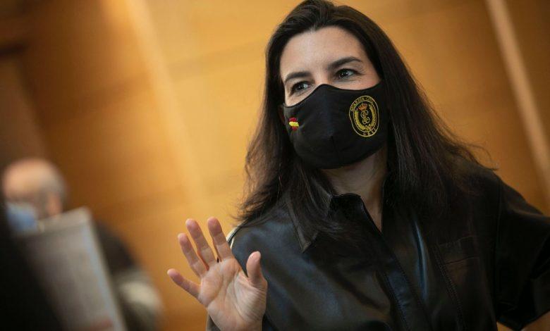 """Photo of Monasterio, a Ayuso: """"Abra la hostelería, levante las restricciones y tendrá nuestro apoyo"""""""