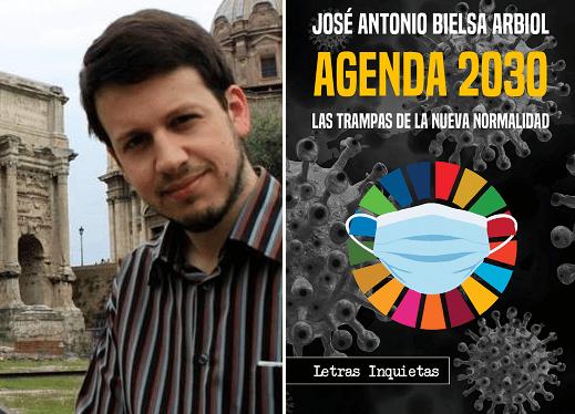 Photo of José Antonio Bielsa Arbiol: «La Agenda 2030 supone que España desaparezca como nación»