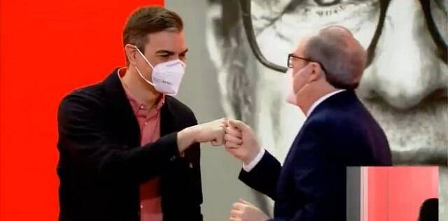 Photo of Pedro Sánchez y Exteriores felicitan Ramadán pero no la Pascua… ni Gabilondo ni Ayuso; Abascal, sí