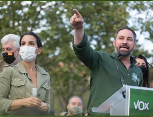 """Photo of Abascal: """"Marlaska, a prisión"""", «Marlaska, eres un criminal»"""