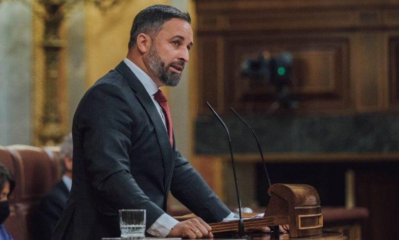 Photo of Abascal exige a Sánchez el fin del recorte de libertades: 'Están ustedes en el consenso liberticida'