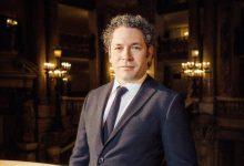 Photo of Gustavo Dudamel. Ópera del silencio en París